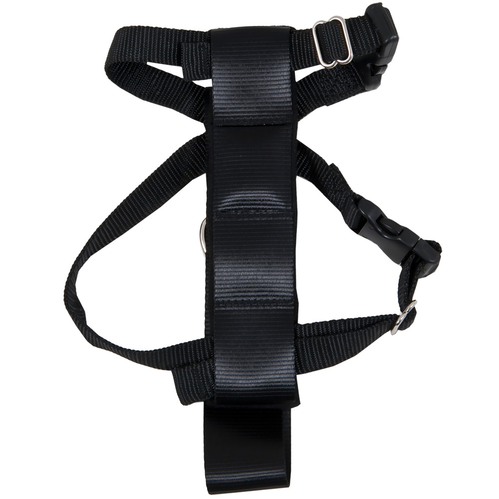 Petmate Seat Belt Travel Harness - Black (Small) im test