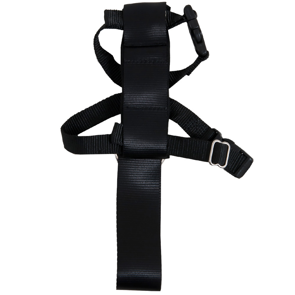 Petmate Seat Belt Travel Harness - Black (X-Small) im test
