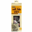 Petmate Soft Bite Fur Catnip Mice - Small (24 pack)