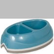 Petmate Ultra Lightweight Dish Double Diner Small - Assorted