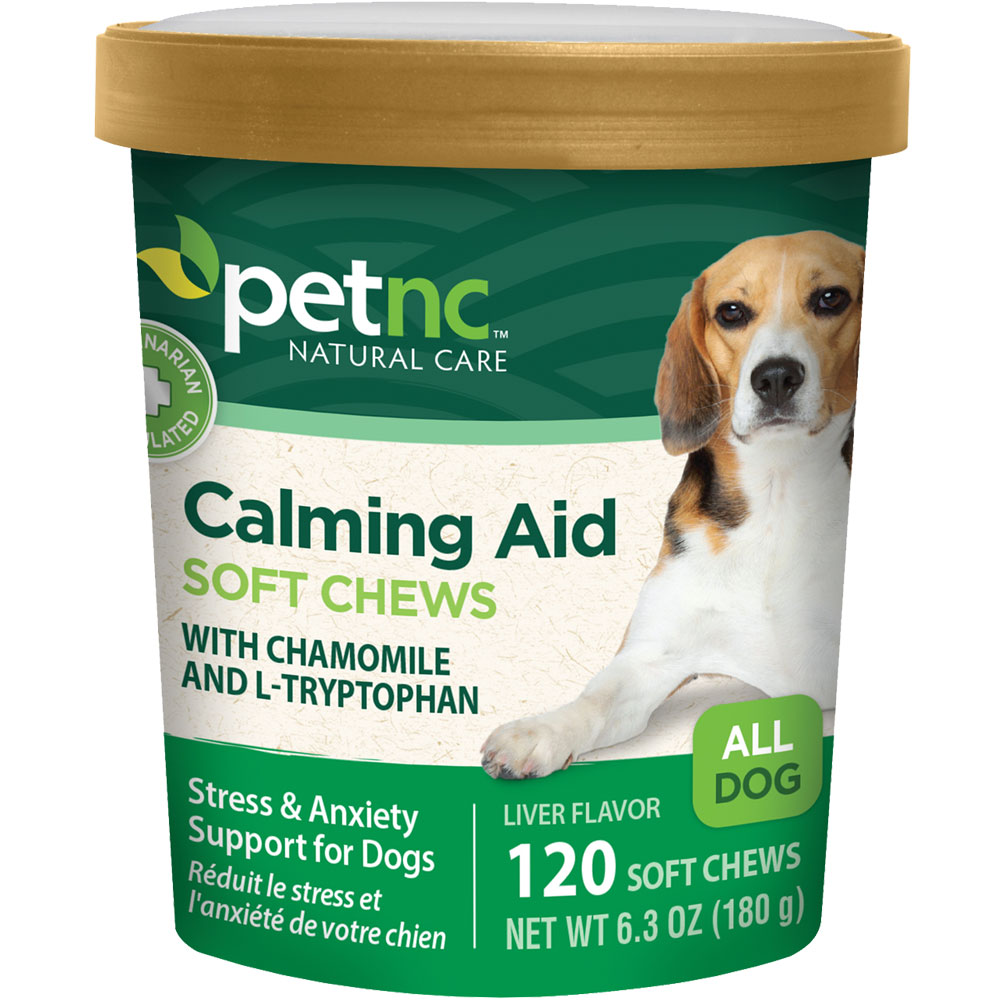 PetNC Natural Care Calming Aid Soft Chews (120 count) im test