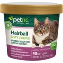 PetNC Natural Care Hairball Soft Chews (90 count)