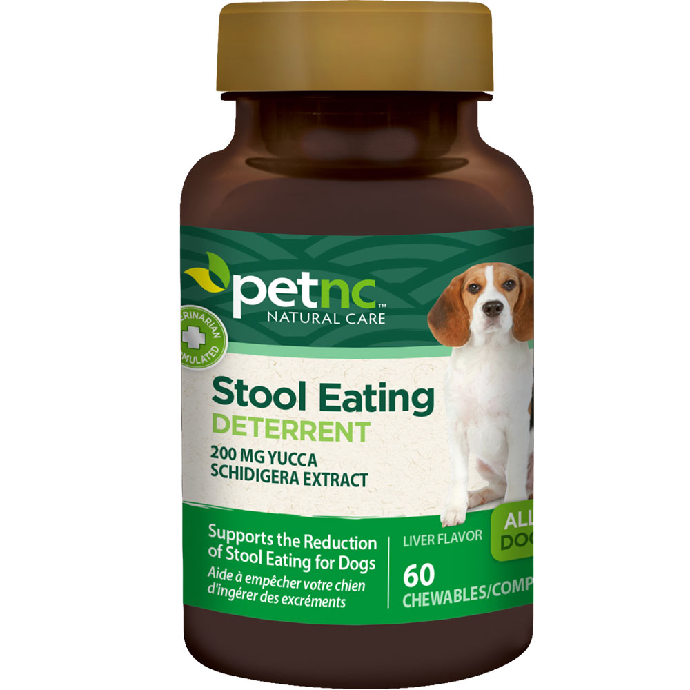 Image of PetNC Natural Care Stool-Eating Deterrent Soft Chews (60 count)