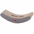 PetPals Rock & Roll Corrugated Scratcher