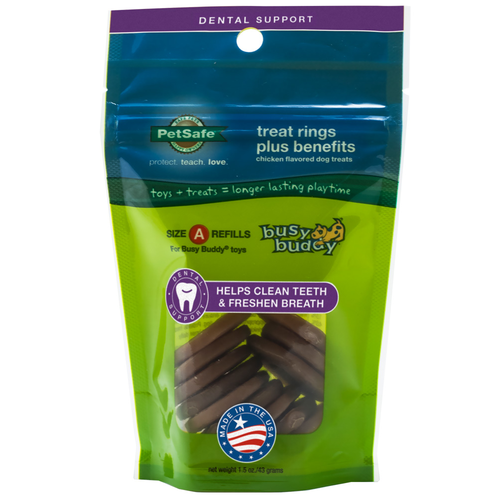 BUSY-BUDDY-TREAT-RINGS-DENTAL-SUPPORT-SIZE-A-REFILLS