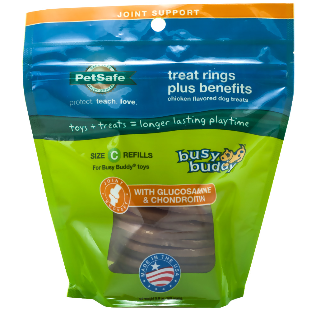 BUSY-BUDDY-TREAT-RINGS-JOINT-SUPPORT-SIZE-C-REFILLS