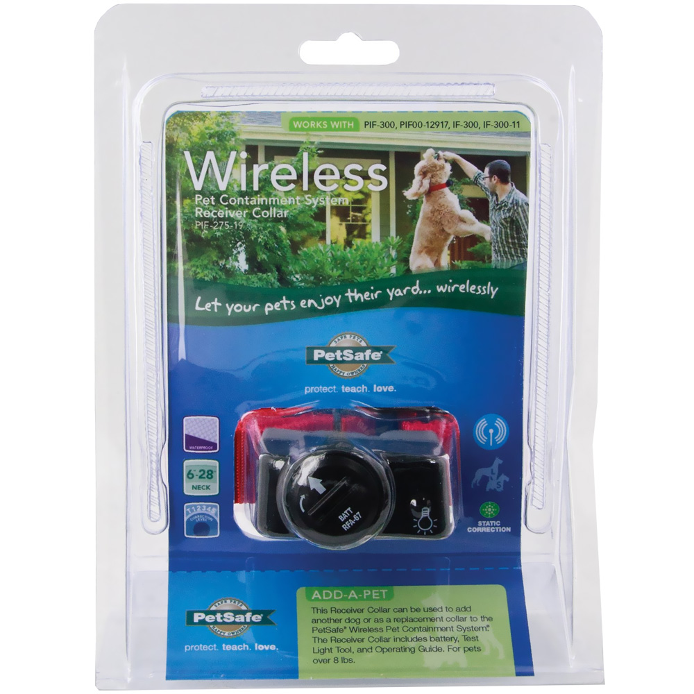 PetSafe Extra Receiver Collars - For Dogs - from EntirelyPets