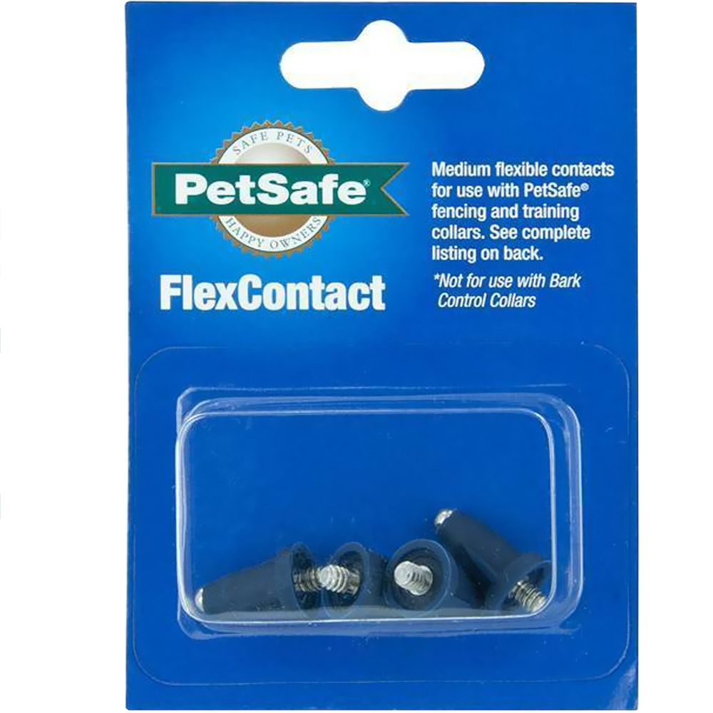 Image of PetSafe Flex Contact Dog Collar - 4 piece - from Entirely Pets