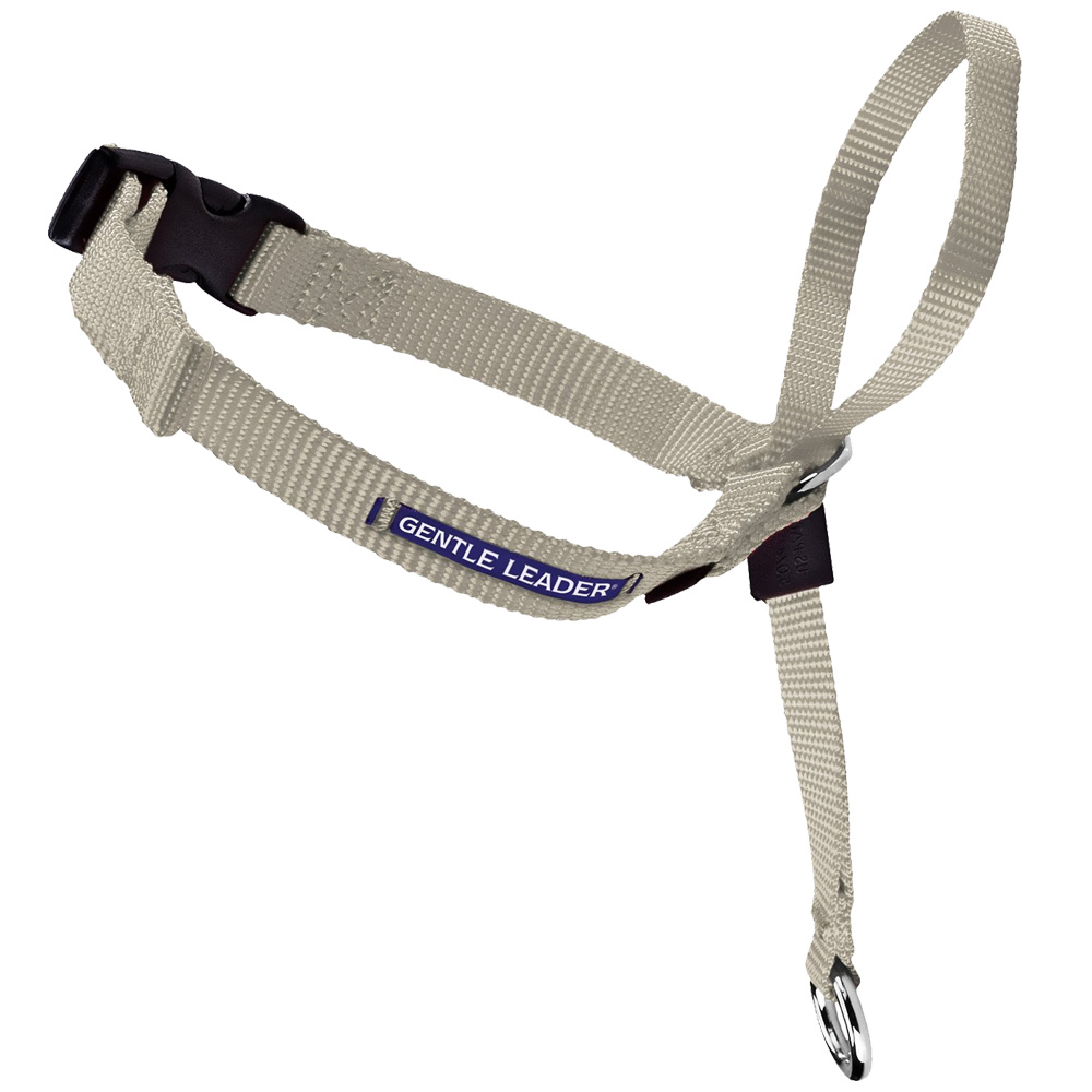GENTLE-LEADER-QUICK-RELEASE-HEAD-COLLAR-SMALL-FAWN
