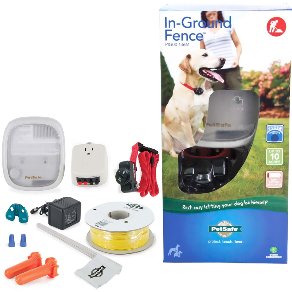 PetSafe In-Ground Radio Fence - For Dogs - from EntirelyPets