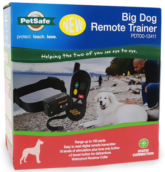 PetSafe Remote Trainer - FOR BIG DOGS (OVER 40 lbs.) im test
