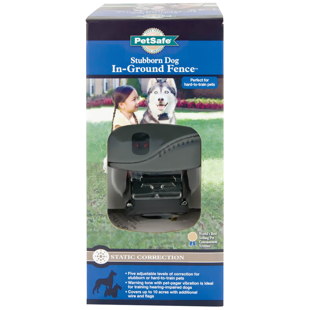 PetSafe Stubborn Dog In-Ground Radio Fence System from EntirelyPets