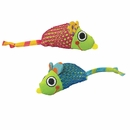 Petstages Catnip Chew Mice Dental Toy (2 count)