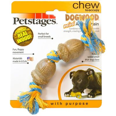 Petstages Dogwood Mini Acorn Chain