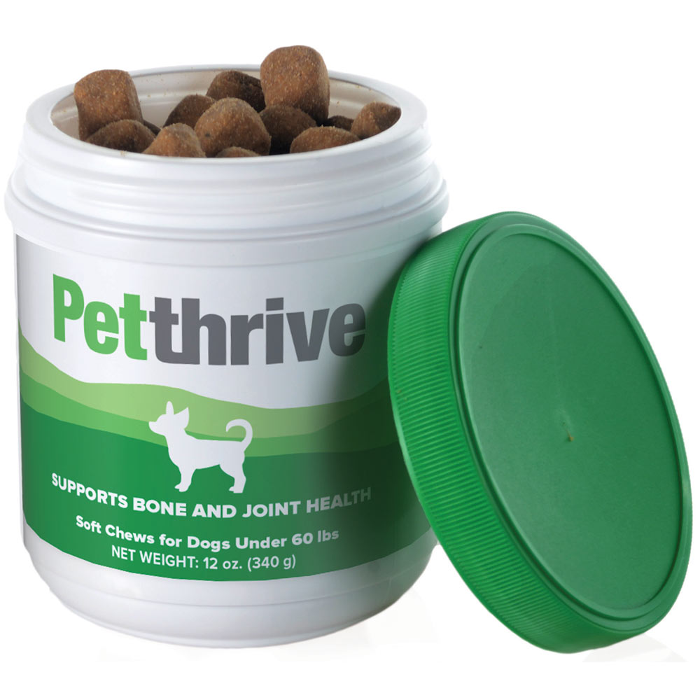 Petthrive Soft Chews for Under 60 lbs Dogs (12 oz) im test