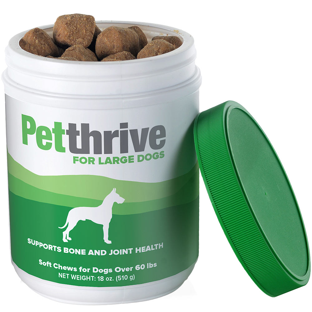 Petthrive Soft Chews for Large Dogs Over 60 lbs (18 oz) im test