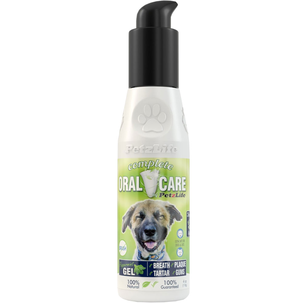 Petzlife Oral Care Peppermint Gel (4 oz) im test