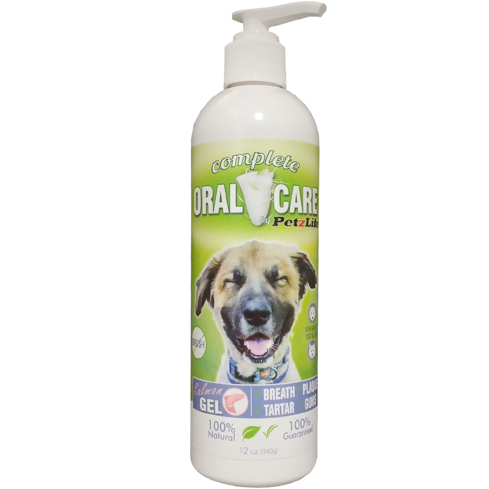 Petzlife Oral Care Salmon Oil Gel (12 oz) im test