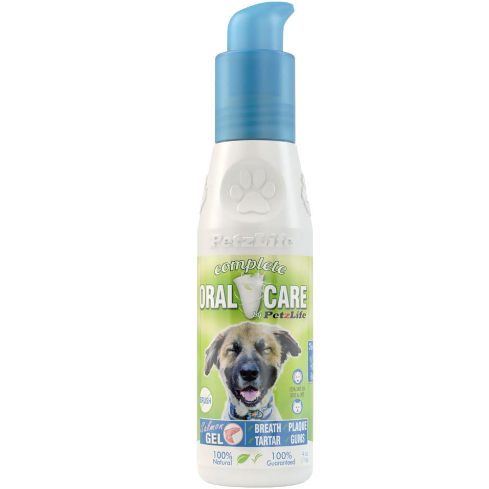 Petzlife Oral Care Salmon Oil Gel (4 oz) im test