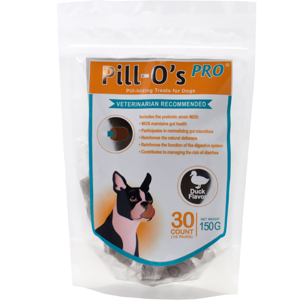 Pill-O's Pro - Duck Flavor Pill Conceal (30 Count)