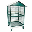 """Pitched Roof Aviary (32""""x28""""x72"""")"""