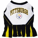 Pittsburgh Steelers Cheerleader Dog Dress - XSmall