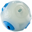 Planet Dog Orbee Tuff Whistle Ball Dog Toy - Glow & Blue