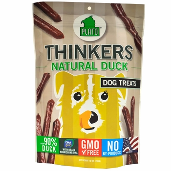 Plato Thinkers Dog Treats