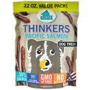 Plato Thinkers Pacific Salmon Sticks Dog Treats (22 oz.)