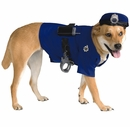 Police Dog Costume - Small