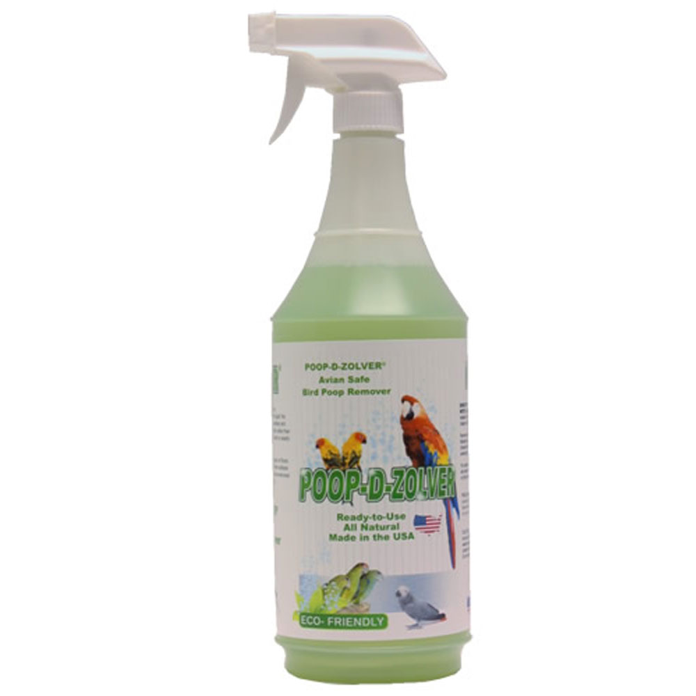 Image of Poop-D-Zolver - Lime Coconut Scented - 32 oz - from EntirelyPets