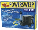 PowerSweep 212 (125 GPH)  UL Listed
