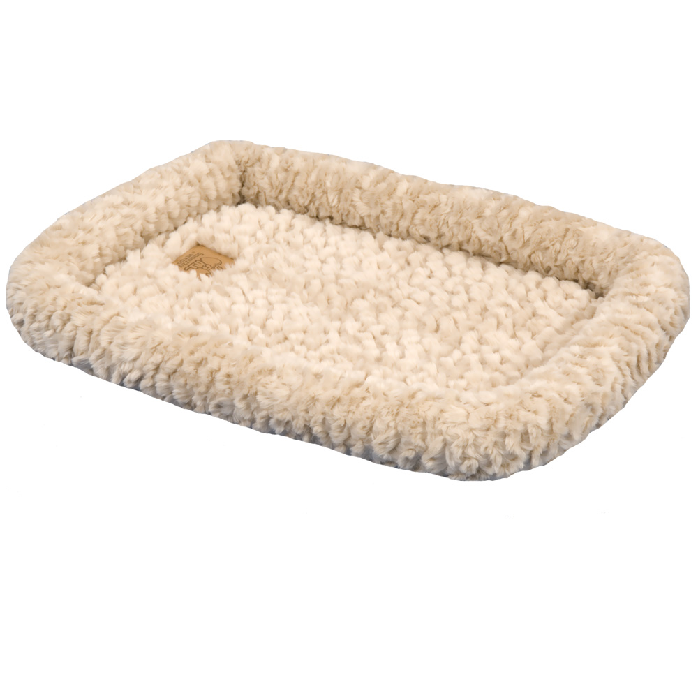 """Precision Pet Snoozzy Crate Bed 2000 - Natural (25""""x20"""")"" im test"