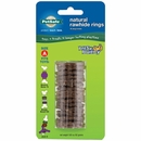 Premier Busy Buddy Gnawhide Rings Rawhide - SMALL (16 treats)
