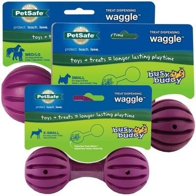 Premier Busy Buddy Waggle - Small