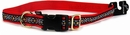 """Premier Quick Snap Collar - LARGE / RED (1"""")"""