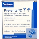 PREVENTEF-D Flea and Tick Collar for Dogs