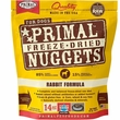 Primal Freeze Dried Rabbit Dog Food (14 oz)