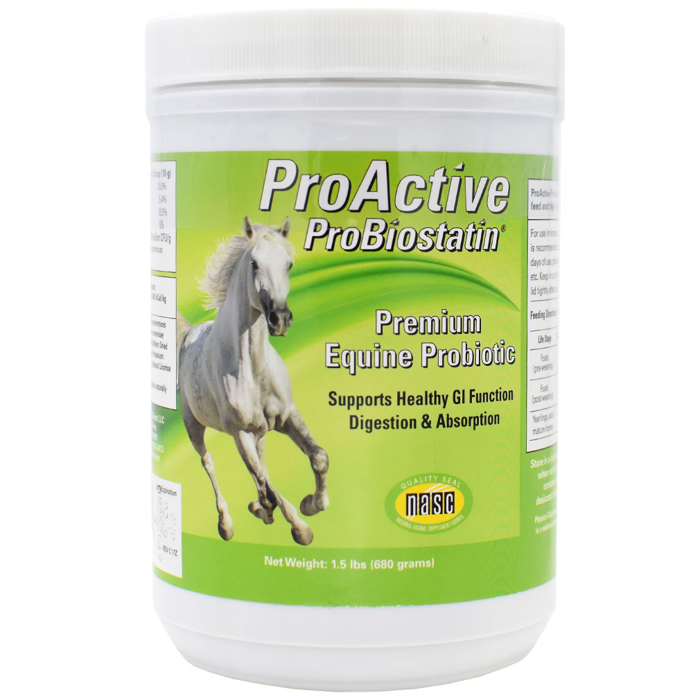 ProActive ProBiostatin Equine Probiotic (680 gm) im test