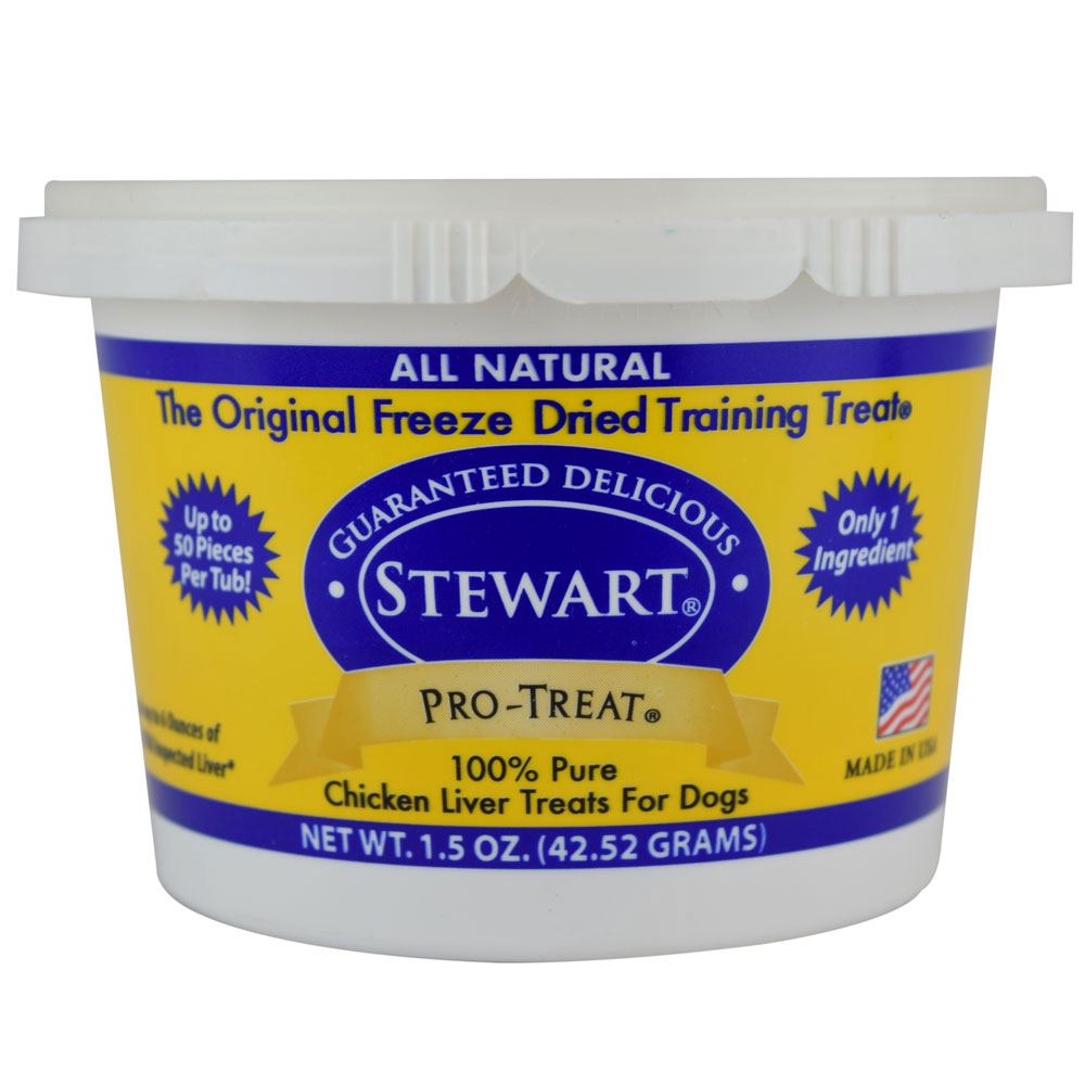 Stewart Freeze Dried - Chicken Liver (1.5 oz) im test