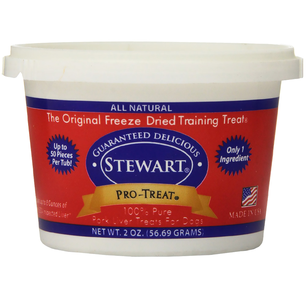 Stewart Freeze Dried - Pork Liver Treats (2 oz) im test