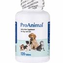 ProAnimal for Dogs and Cats (120 Tablets)
