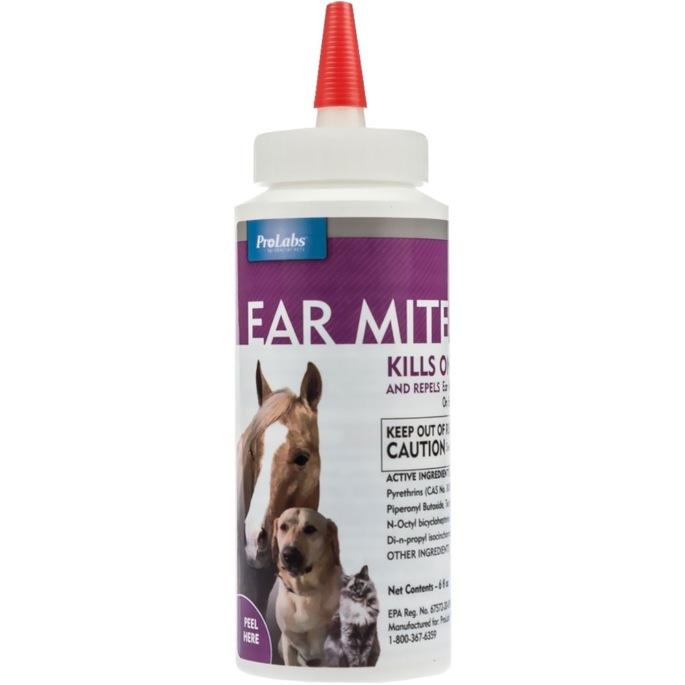 Image of ProLabs Ear Mite Killer Lotion (6 oz)