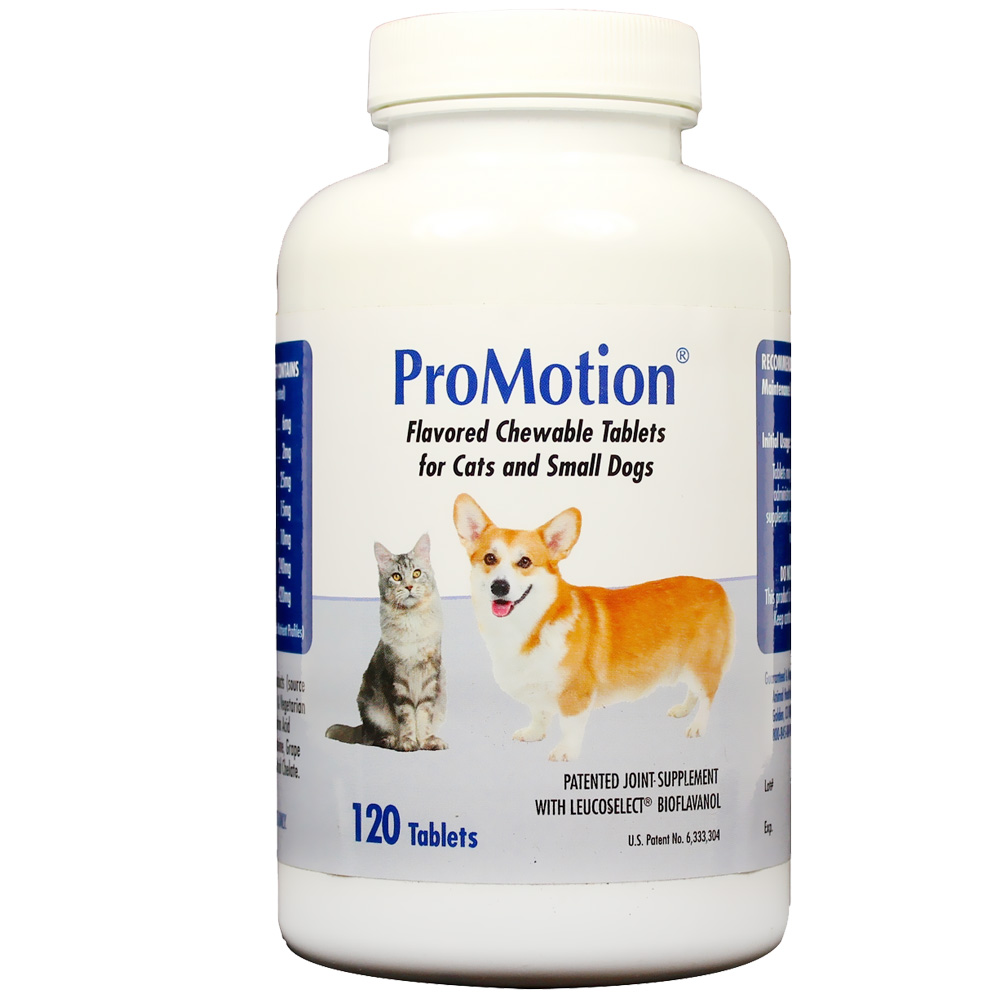 ProMotion for Small Dogs/Cats (120 tablets) im test