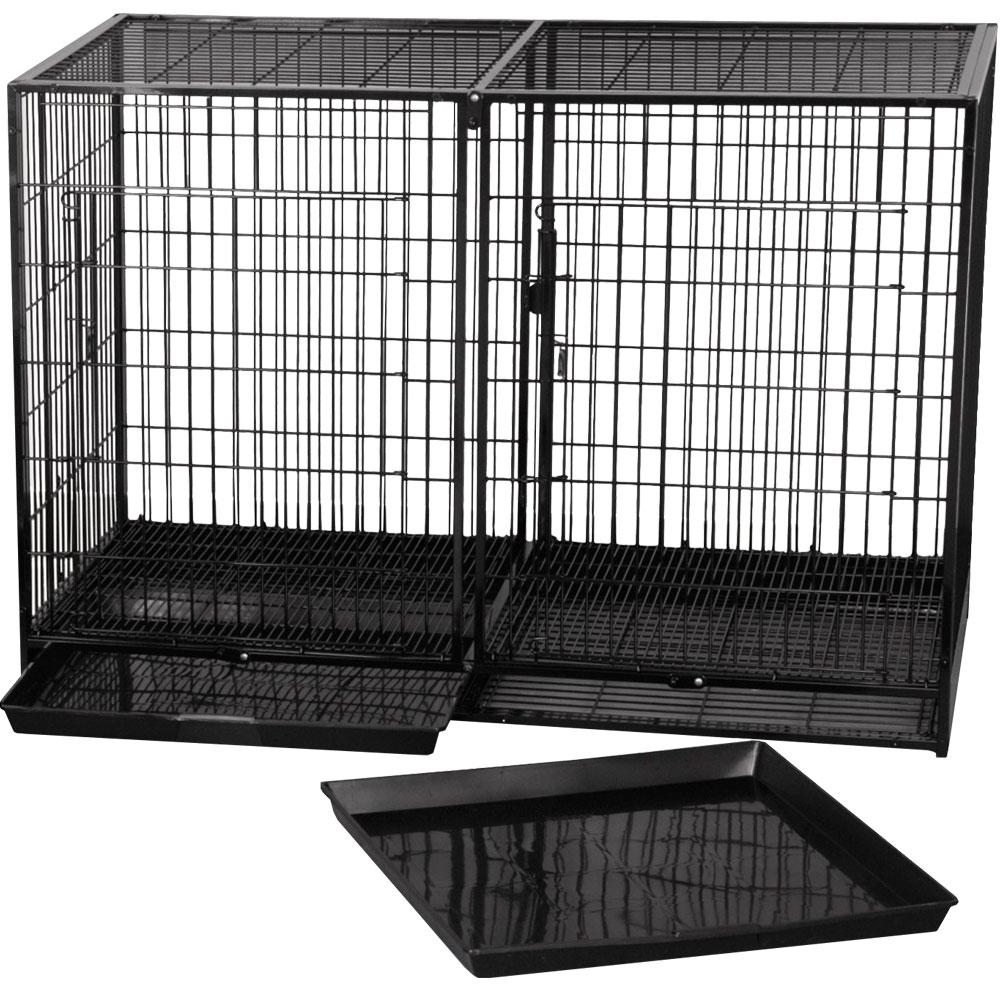 PROSELECT-MODULAR-CAGE-PLASTIC-TRAY-XTALL
