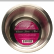 ProSelect Stainless Steel Pet Dish Classic Matte (1 pt  Width=5)