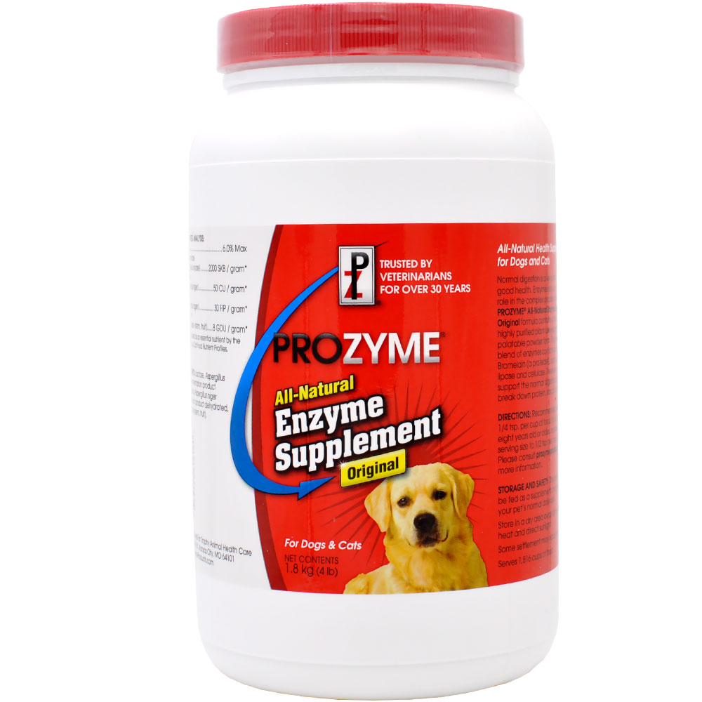Prozyme for Dogs & Cats (4 lb)