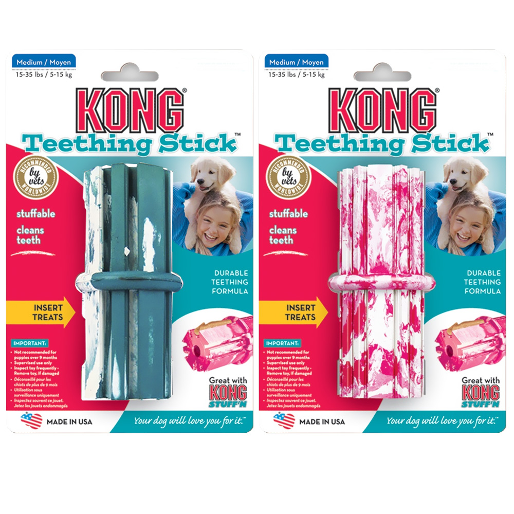 Puppy KONG Puppy Teething Stick - MEDIUM 2-9 Months im test