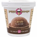Puppy Scoops Ice Cream Mix for Dogs - Carob Flavor (5.25 oz)