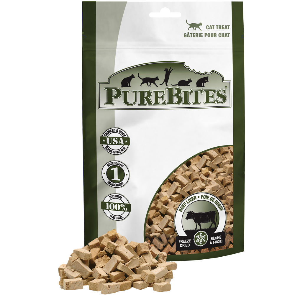 Purebites Beef Liver Cat Treat (0.85 oz) im test